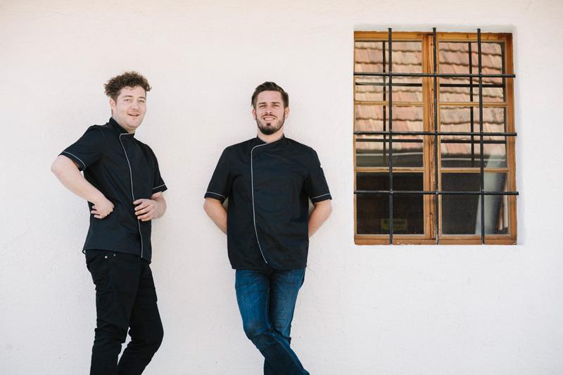 Gusthaus Chefs - Florian Mayrhofer u. Stefan Pramhas
